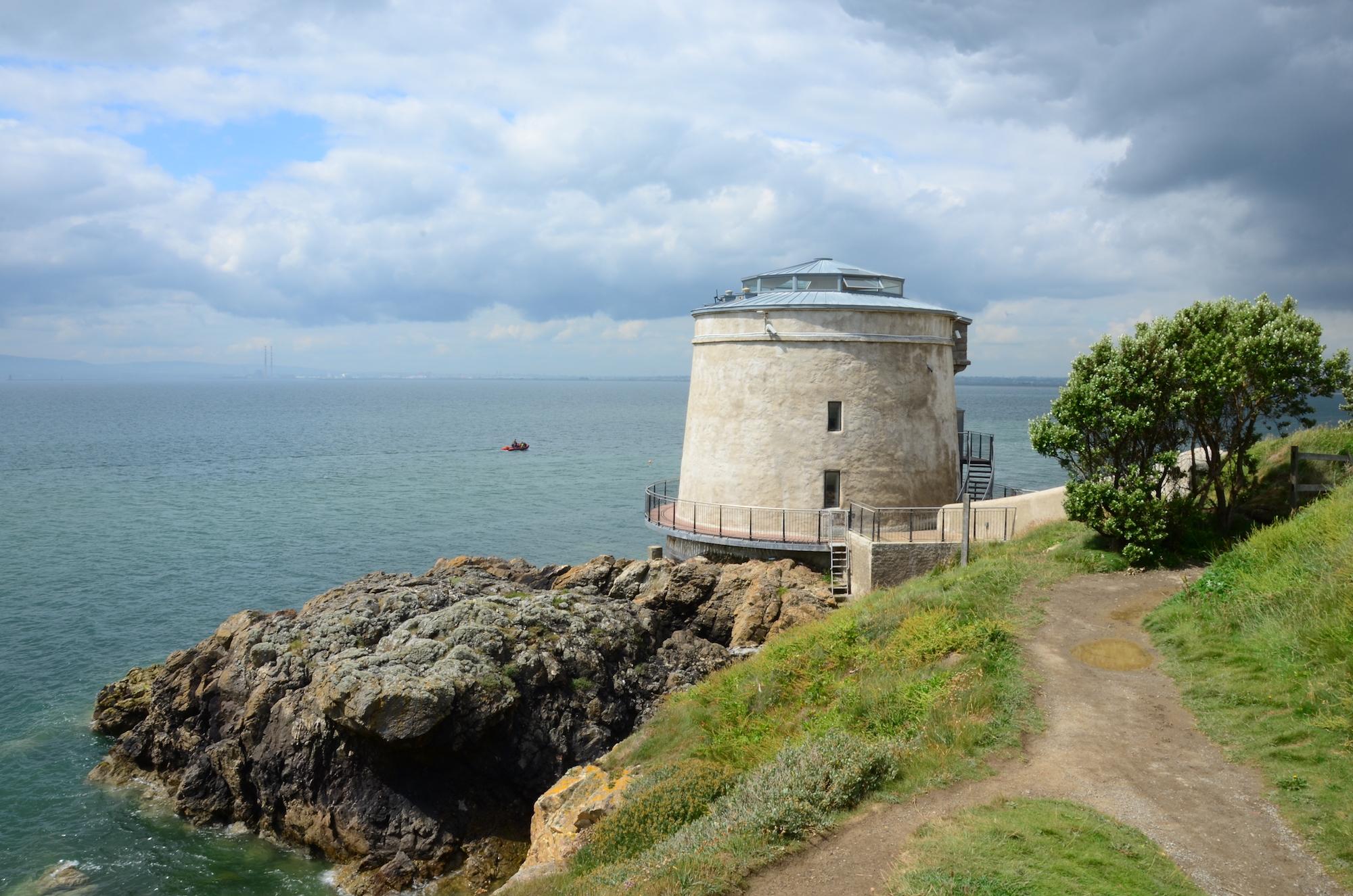 Investigating the Dublin coastline