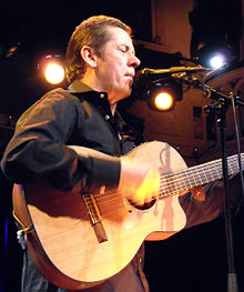 Luka Bloom Photo: WikiPedia.org